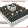 Postup montáže střechy v systému RpSt 02