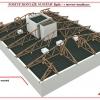 Postup montáže střechy v systému RpSt 03