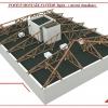 Postup montáže střechy v systému RpSt 04