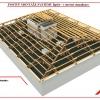 Postup montáže střechy v systému RpSt 06