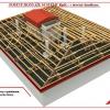 Postup montáže střechy v systému RpSt 08