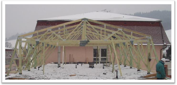Mansardové střechy