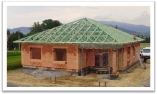 Stanová střecha